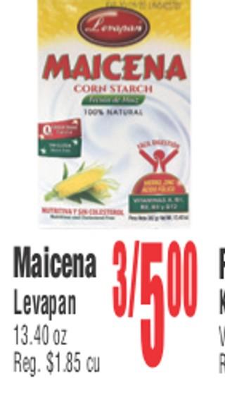 Maicena Levapan