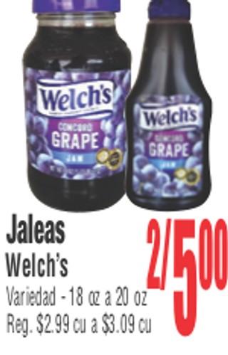 Jeleas Welch's