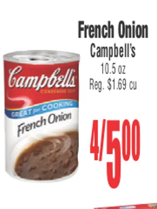 French Onion Campbell's
