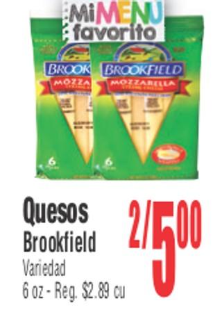 Quesos Brookfield