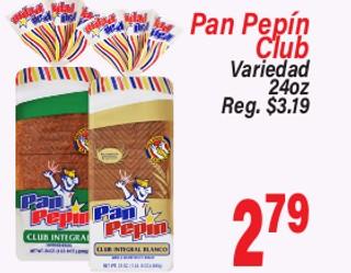 Pan Pepin Club