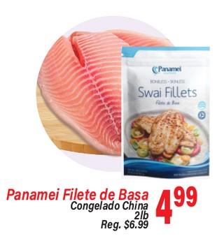 Panamei Filete de Basa