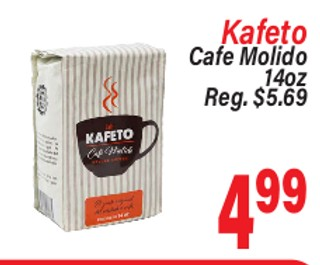 Kafeto Cafe Molido