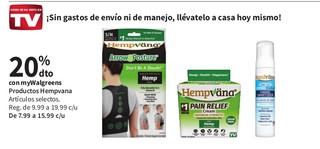 Productos Hampvana