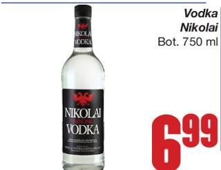 Vodka Nikolai