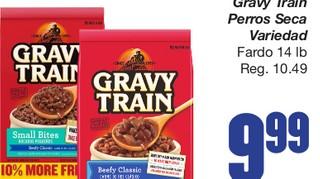 Gravy Train Perros Seca