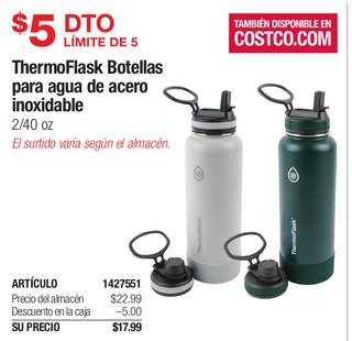 ThermoFlask Botellas Para Agua