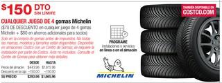 Gomas Michelin