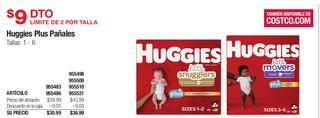 Huggies Plus Pañales