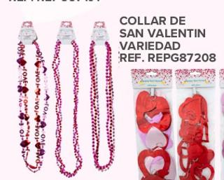Collar De San Valentine Variedad