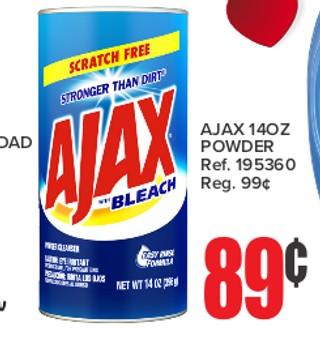 Ajax 14 oz Powder