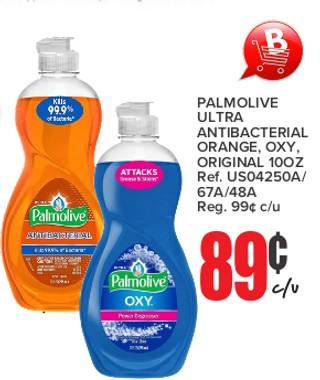 Palmolive Ultra Antibacterial