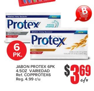 Jabon Protex