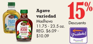 Agrave Variedad Madhava