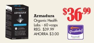 Armadura Organic Health