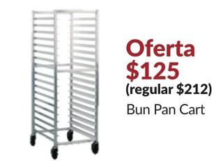 Bun Pan Cart