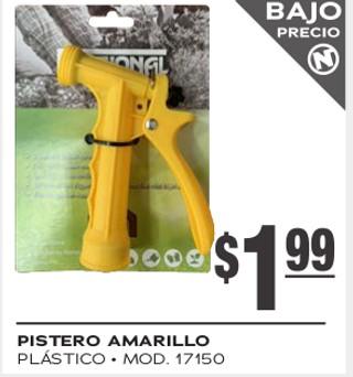 Pistero Amarillo