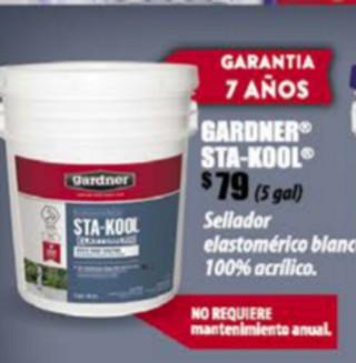 Gardner Sta-Kool