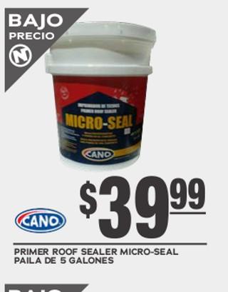 Primer Roof Sealer Micro-Seal