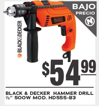 Black & Decker Hammer