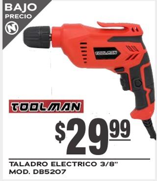 Taladro Electrico