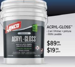 Acryl-Gloss
