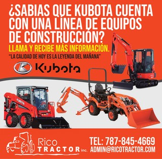 Rico Tractor
