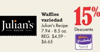 Waffles Variedad