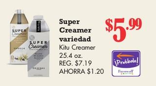 Super Creamer Variedad