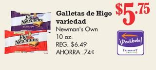 Galletas de Higo Variedad