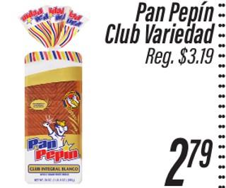 Pan Pepín Club