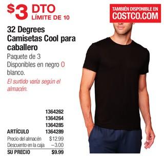 32 Degrees Camisetas Cool Para Caballero