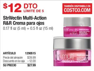 StriVectin Multi-Action R&R Crema para ojos