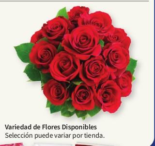 Variedad de Flores Disponibles