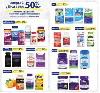 Vitaminas y Suplementos