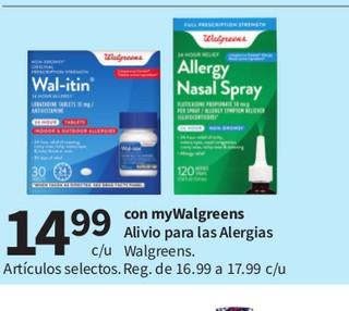 Alivio para las Alergias