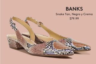 Banks Snake Tan
