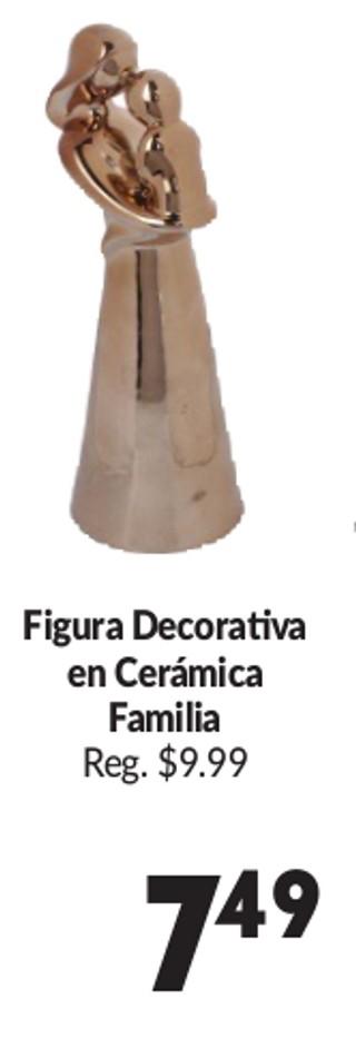 Figura Decorativa En Cerámica
