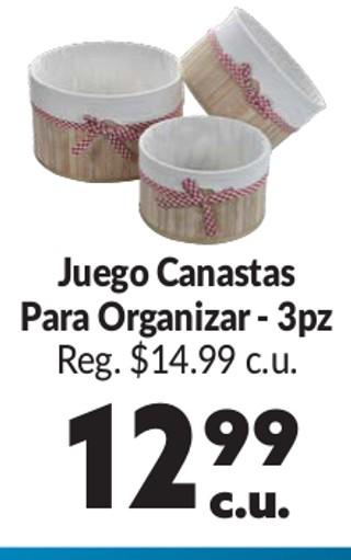 Juego Canastas