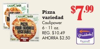 Pizza Variedad
