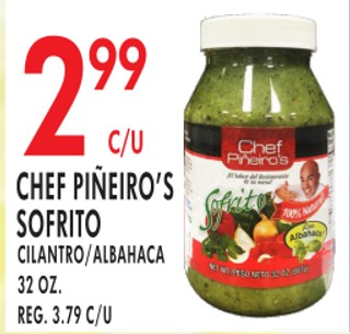 Chef Piñeiro's Sofrito