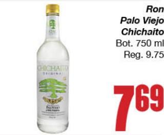 Ron Palo Viejo Chichaito