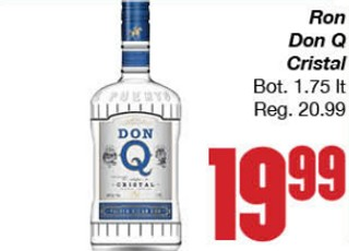 Ron Don Q Cristal