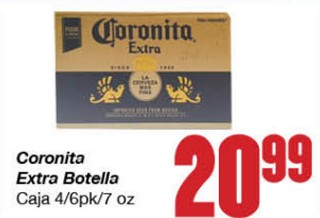 Coronita Extra Botella