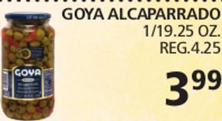 Goya Alcaparrado