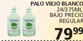 Palo Viejo Blanco