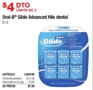 Oral-B Glide Advanced Hilo Dental
