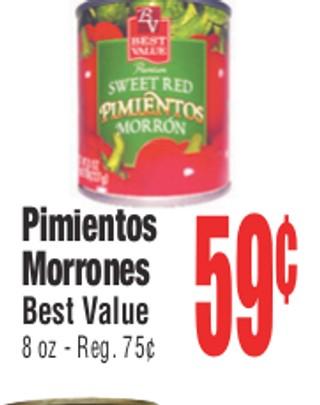 Pimientos Morrones Best Value
