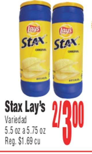 Stax Lay's