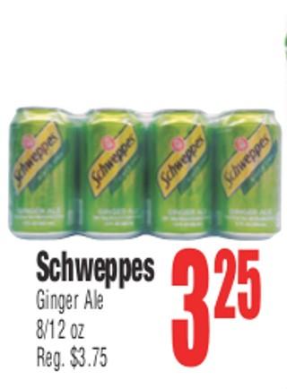 Schwppes Ginger Ale